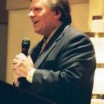 Dr. Steven Lambert ministering